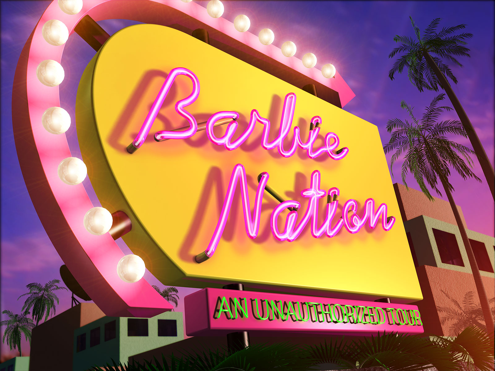 Barbie Nation An Unauthorized Tour